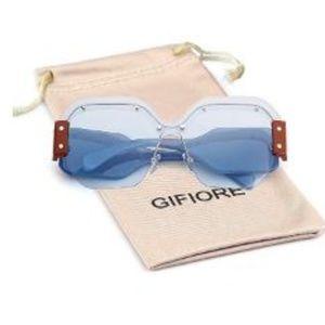 Sunglasses for Women Semi Rimless